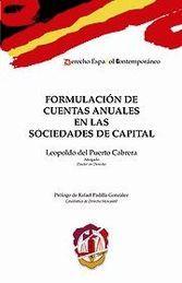 FORMULACIÓN DE CUENTAS ANUALES EN LAS SOCIEDADES DE CAPITAL