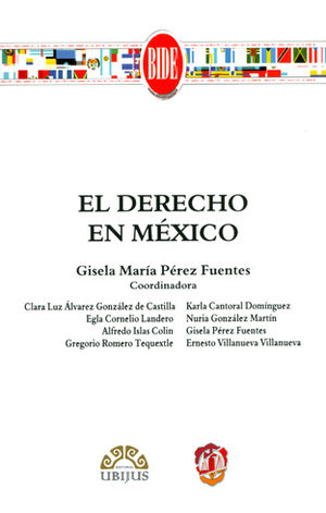 DERECHO EN MÉXICO, EL