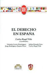 DERECHO EN ESPAÑA, EL