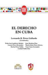 EL DERECHO EN CUBA