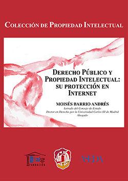 DERECHO PÚBLICO Y PROPIEDAD INTELECTUAL: SU PROTECCIÓN EN INTERNET