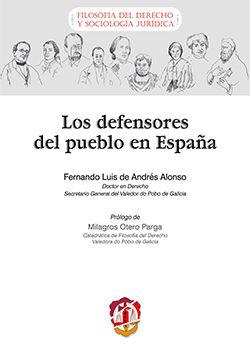 DEFENSORES DEL PUEBLO EN ESPAÑA, LOS