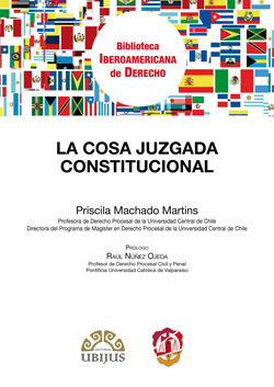 COSA JUZGADA CONSTITUCIONAL, LA