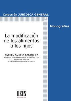 MODIFICACIÓN DE LOS ALIMENTOS A LOS HIJOS, LA