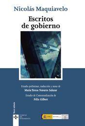 ESCRITOS DE GOBIERNO