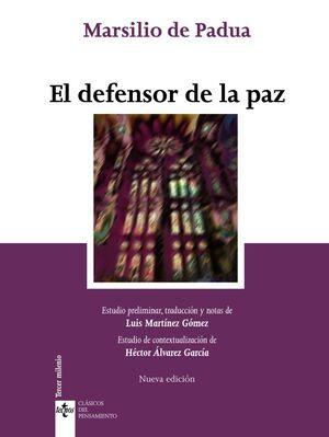 DEFENSOR DE LA PAZ, EL - 2.ª ED. 2021