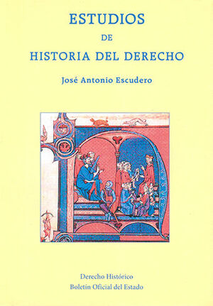 ESTUDIOS DE HISTORIA DEL DERECHO