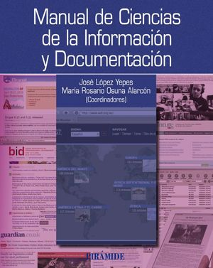 MANUAL DE CIENCIAS DE LA INFORMACIÓN Y DOCUMENTACIÓN