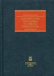 CONSTITUCIÓN COMO NORMA Y EL TRIBUNAL CONSTITUCIONAL, LA