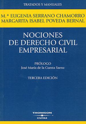 NOCIONES DE DERECHO CIVIL EMPRESARIAL