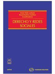 DERECHO Y REDES SOCIALES (ED. EN RÚSTICA)