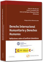 DERECHO INTERNACIONAL HUMANITARIO Y DERECHOS HUMANOS