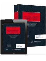 ESTUDIOS JURÍDICOS SOBRE LA ACCIÓN (PAPEL + E-BOOK)