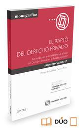 RAPTO DEL DERECHO PRIVADO (PAPEL + E-BOOK), EL