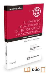 EL CONCURSO DE LAS ENTIDADES DEL SECTOR PÚBLICO Y SUS CONTRATISTAS (PAPEL + E-BO