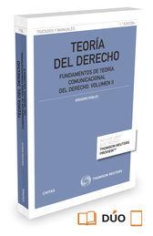 TEORÍA DEL DERECHO (VOLUMEN II) (PAPEL + E-BOOK)