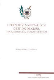 OPERACIONES MILITARES DE GESTIÓN DE CRISIS