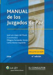 MANUAL DE LOS JUZGADOS DE PAZ