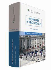 HONORES Y PROTOCOLO (4.ª EDICIÓN)