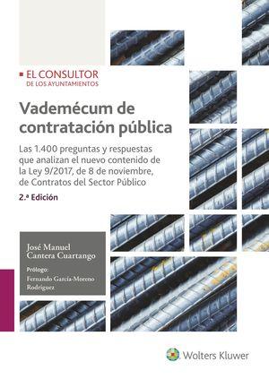 VADEMÉCUM DE CONTRATACIÓN PÚBLICA (2.ª EDICIÓN)