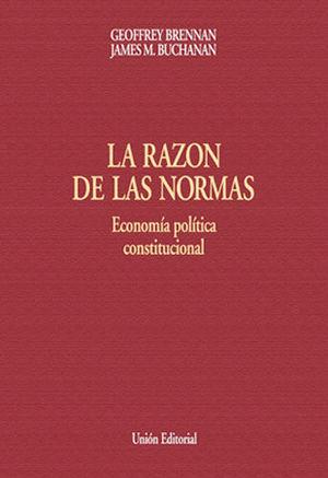 RAZÓN DE LAS NORMAS, LA