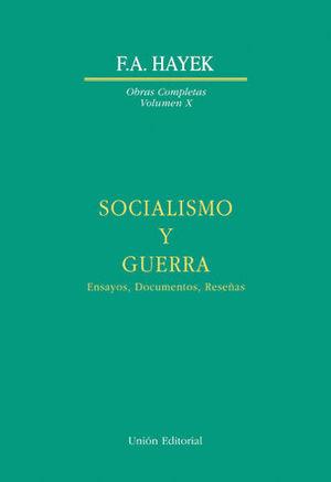 SOCIALISMO Y GUERRA
