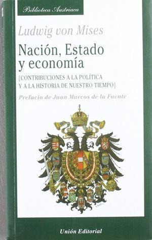 NACIÓN, ESTADO Y ECONOMÍA