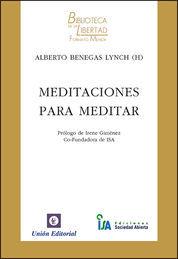 MEDITACIONES PARA MEDITAR