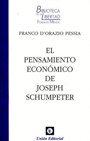 PENSAMIENTO ECONÓMICO DE JOSEPH SCHUMPETER