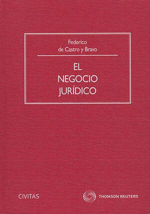 NEGOCIO JURÍDICO, EL