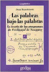 PALABRAS BAJO LAS PALABRAS