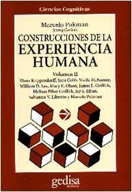 CONSTRUCCIONES DE LA EXPERIENCIA HUMANA. VOLUMEN II