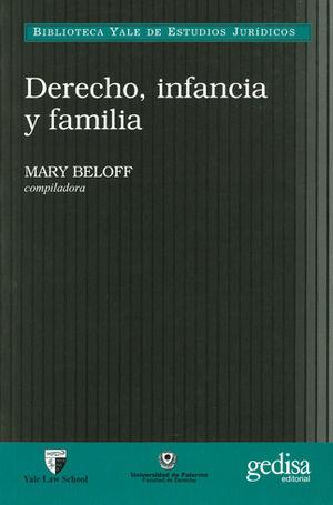 DERECHO, INFANCIA Y FAMILIA
