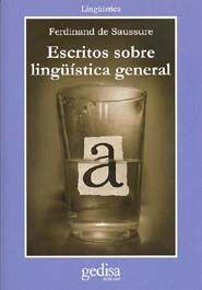 ESCRITOS DE LINGUÍSTICA GENERAL