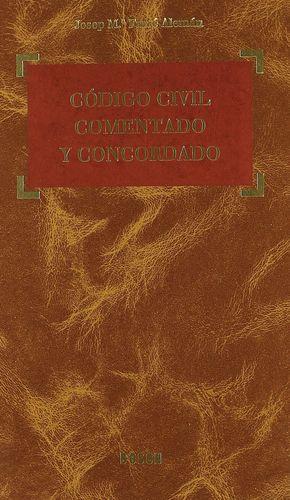 CÓDIGO CIVIL COMENTADO Y CONCORDADO