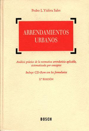 ARRENDAMIENTOS URBANOS. 2A ED. CD-ROM