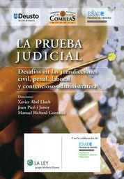 PRUEBA JUDICIAL LA