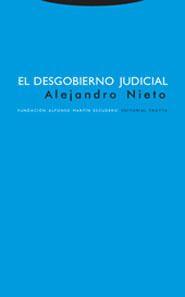 DESGOBIERNO JUDICIAL, EL