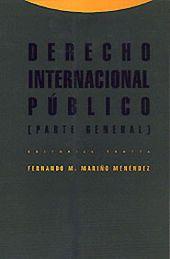 DERECHO INTERNACIONAL PÚBLICO: PARTE GENERAL