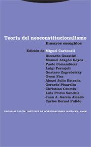 TEORÍA DEL NEOCONSTITUCIONALISMO