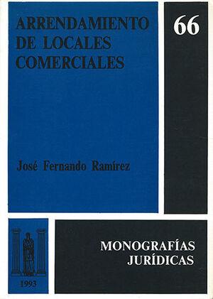 ARRENDAMIENTO DE LOCALES COMERCIALES