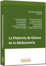 LA VIOLENCIA DE GÉNERO EN LA ADOLESCENCIA