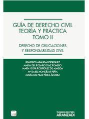 GUÍA DE DERECHO CIVIL. TEORÍA Y PRÁCTICA (TOMO II) (PAPEL + E-BOOK) - DERECHO DE