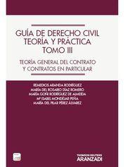 GUÍA DE DERECHO CIVIL. TEORÍA Y PRÁCTICA (TOMO III) (PAPEL + E-BOOK) - TEORÍA GE