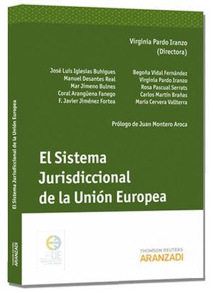 SISTEMA JURISDICCIONAL DE LA UNIÓN EUROPEA, EL