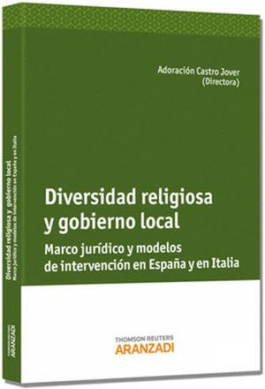 DIVERSIDAD RELIGIOSA Y GOBIERNO LOCAL