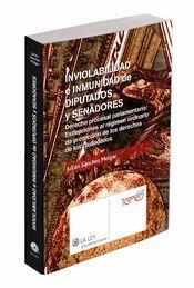 INVIOLABILIDAD E INMUNIDAD DE DIPUTADOS Y SENADORES