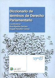 DICCIONARIO DE TÉRMINOS DE DERECHO PARLAMENTARIO