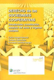 DERECHO DE LAS SOCIEDADES COOPERATIVAS