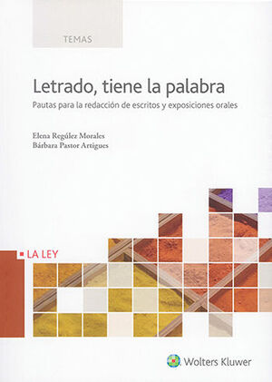 LETRADO TIENE LA PALABRA